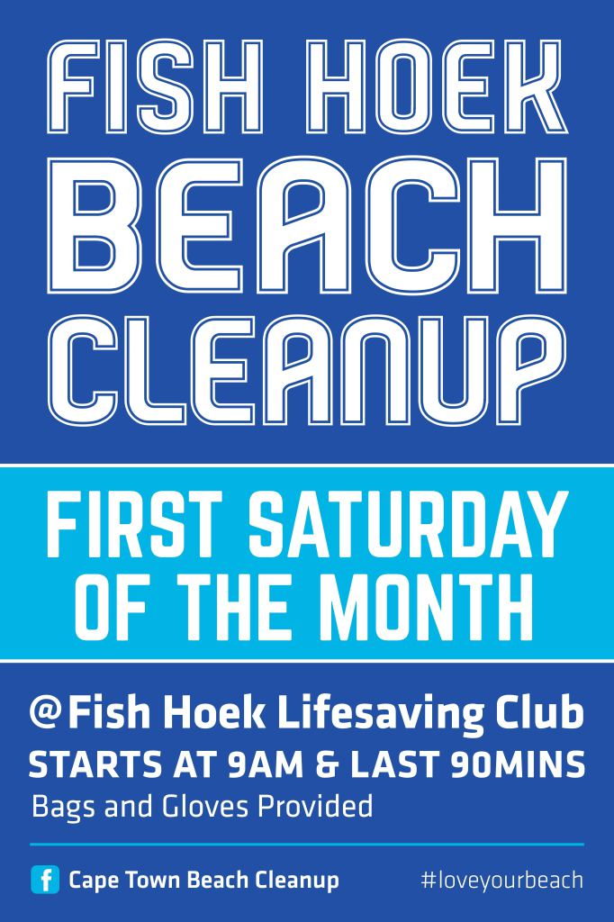 Clean C Final Fish Hoek Poster