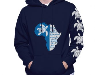 Team Cape Town Beach Cleanup Hoodie