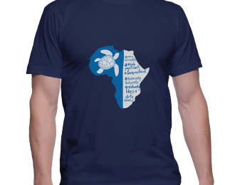 Team Cape Town Beach Cleanup T Shirt