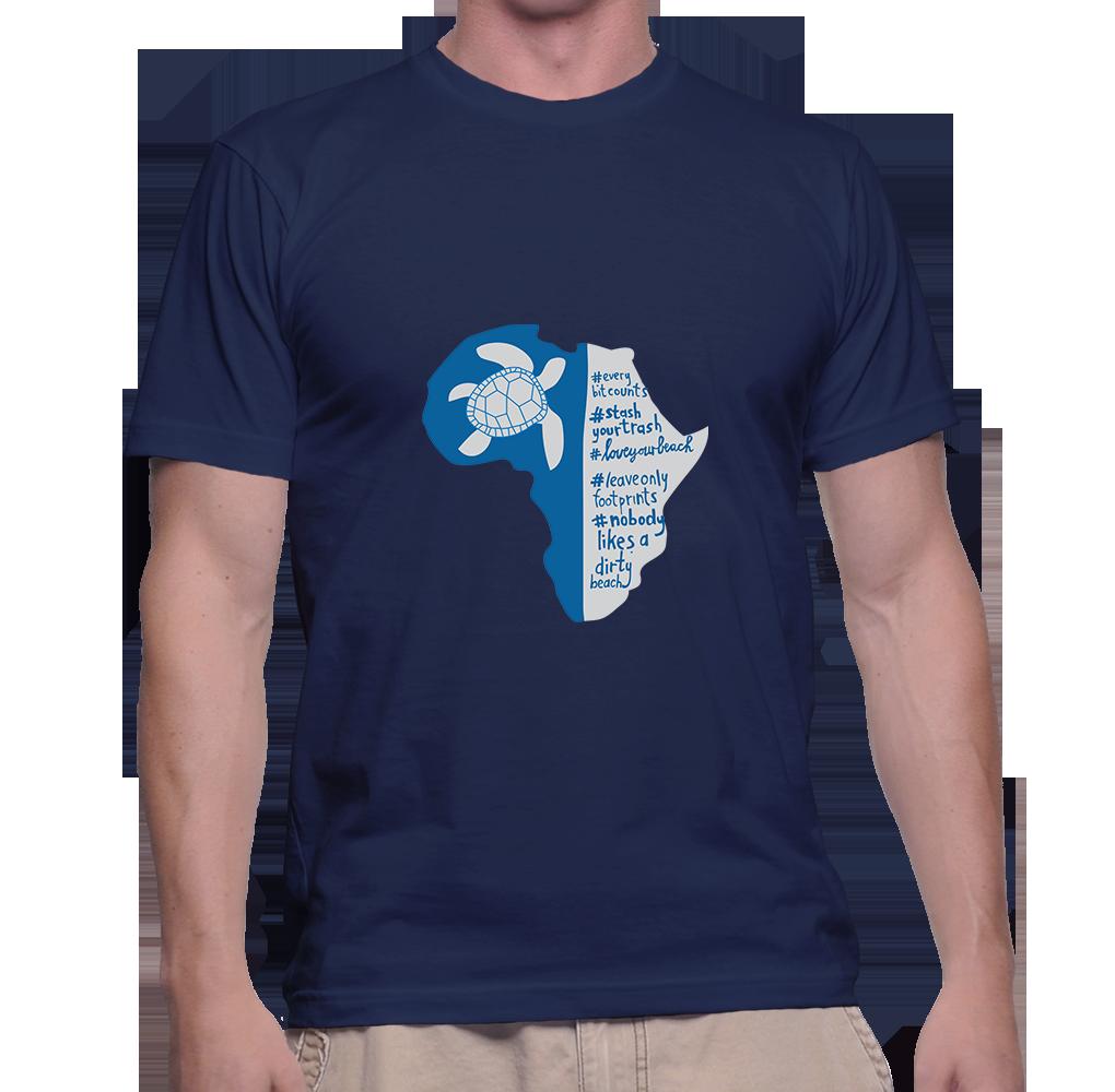 8291db114033 Team Cape Town Beach Cleanup T Shirt – Clean C