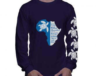 Team Cape Town Beach Cleanup Long Sleeve Shirt