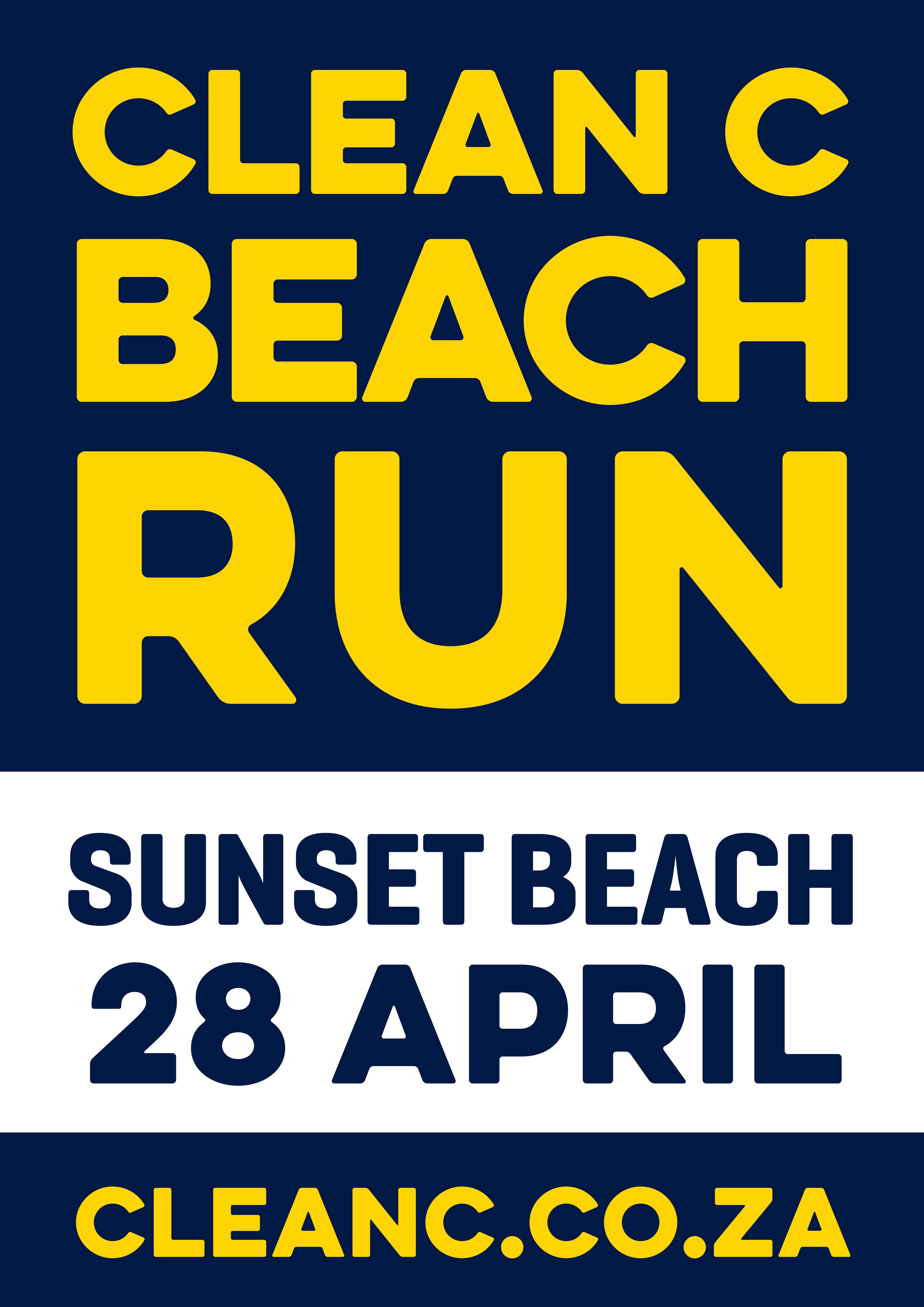 Plastic Free Oceans Beach Run Series - Sunset Beach (afternoon run)