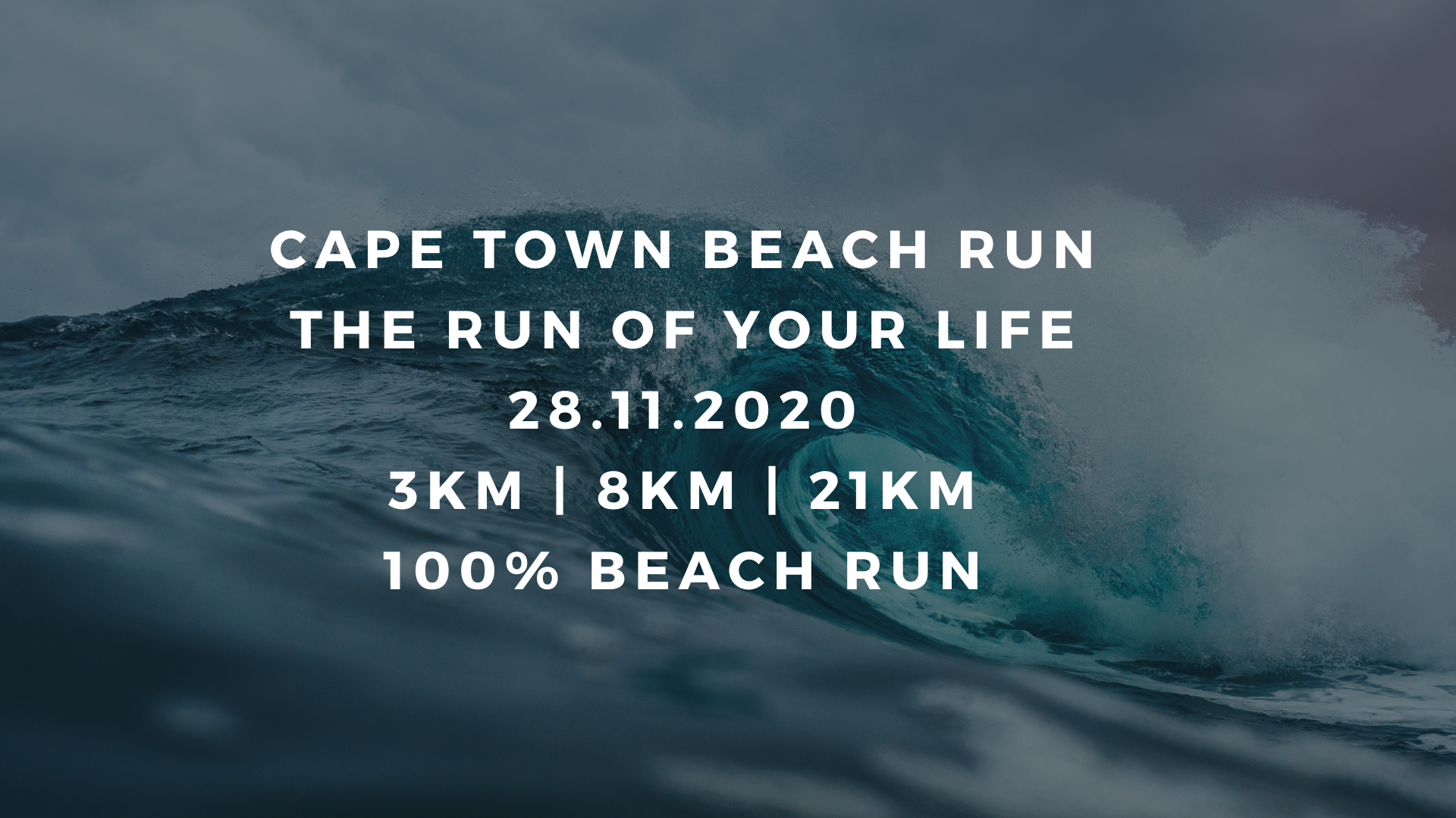 The Most Beautiful Beach Run in the World | Blouberg | 28 Nov